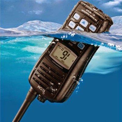ICOM IC-M23 hajórádió – kifutó termék