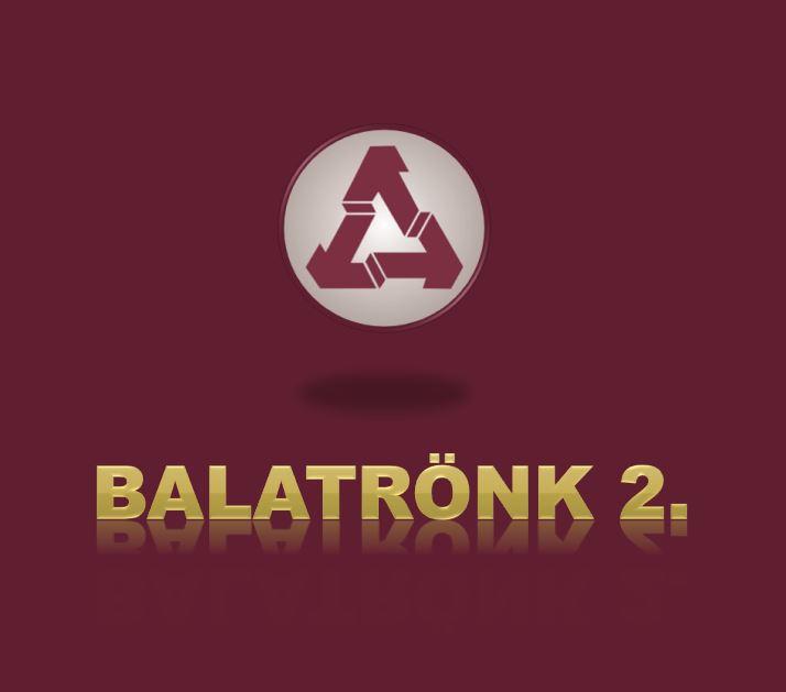 BALATRÖNK-2 tájékoztató